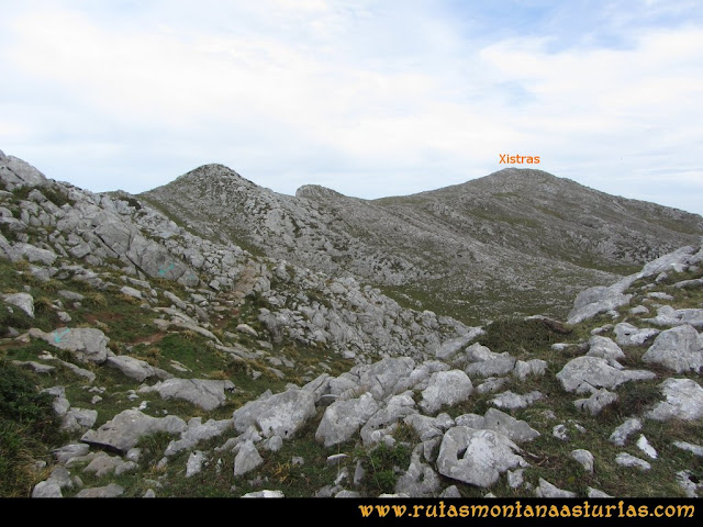 Ruta por el Aramo: Camino del Gamoniteiro al Xistras