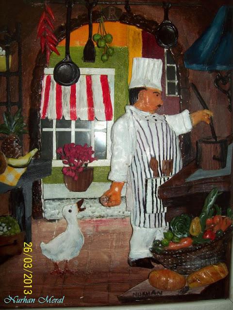 rölyef aşçı