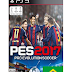 PES 17 jogos ps3 mídia digital PSN