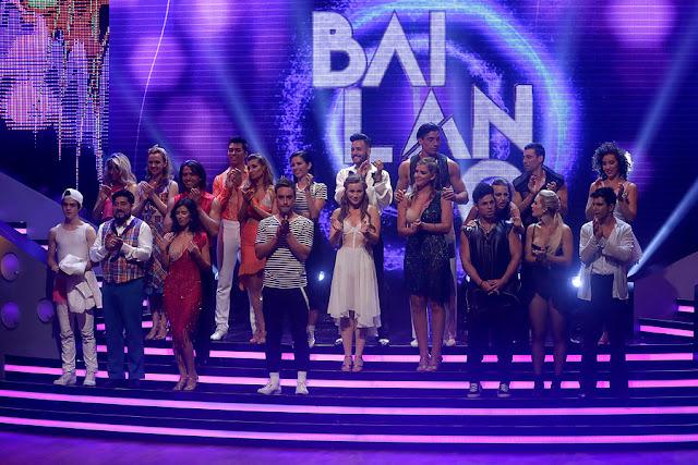 Bailando, Canal 13 Chile