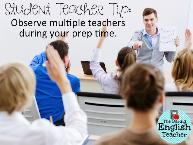 Making the most of your student teaching experience.