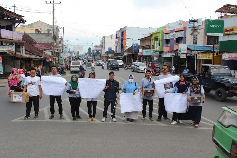 Komunitas Net. Good People Padangsidimpuan Galang Donasi Peduli Korban Gempa Donggala dan Tsunami di Palu