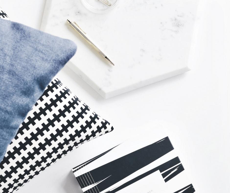 Humeur - Lifestyle - notebook - pen - style - coussin - deuxaimes