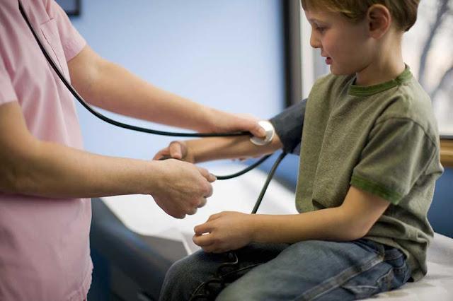 Waspadai Hipertensi Pada Anak