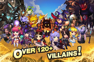 Super Villain War: Lost Heroes APK Versi 2.0.4 APK  MOD Terbaru 2017 Gratis Download