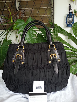 c4c3eb8f82e684 ... wallets handbags on czech clearance bagz hauz fashion sold prada bn1792  nylon gaufre tote in black 244f6 e9f56 02008 ...
