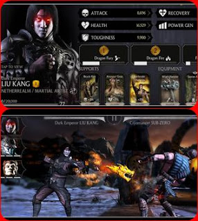Game Mortal Kombat X Android Terbaik
