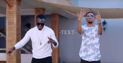 Video Ervixy ft Mwana FA - Text