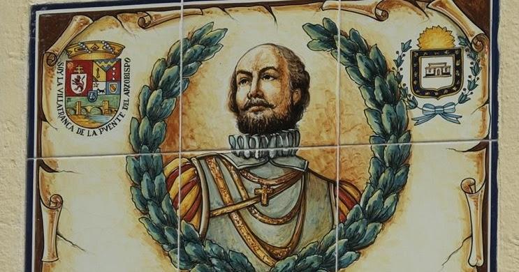 Hidalgos en la Historia: Diego de Villarroel. Fundador de San Miguel de  Tucumán, Cofundador de Santiago del Estero (Argentina)