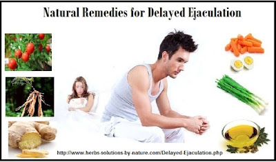 How can i delay ejaculation naturally