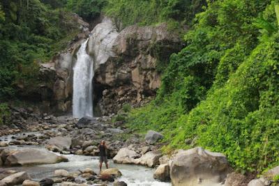 Mangku Sakti, Sembalun, Air Terjun Lombok, Air Terjun Mangku Sakti