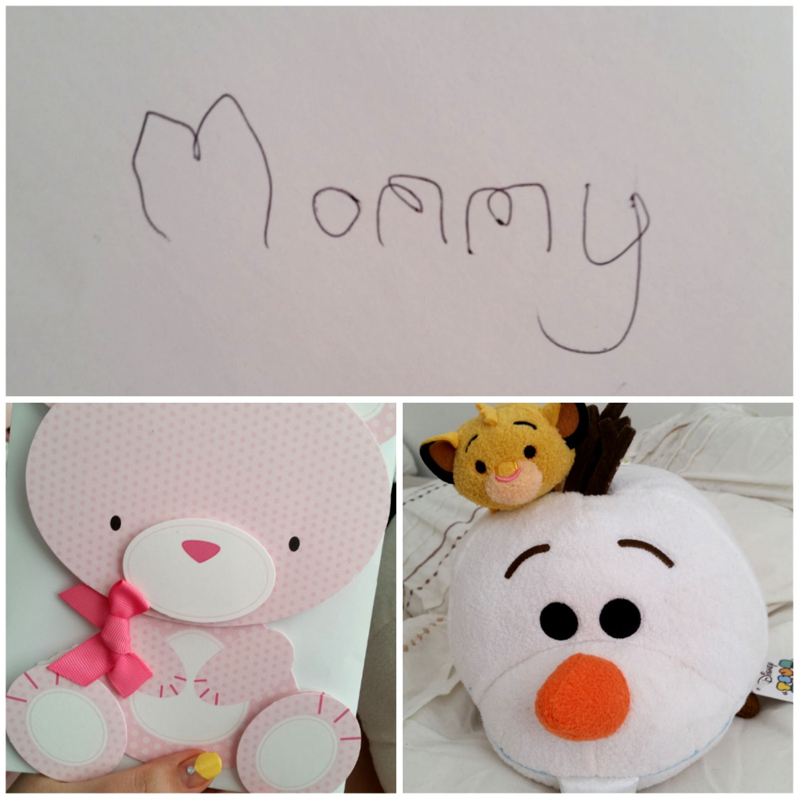 Belated mother's day, frozen, disney, olaf, tsum tsum