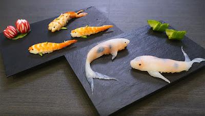 Суши-рыбки