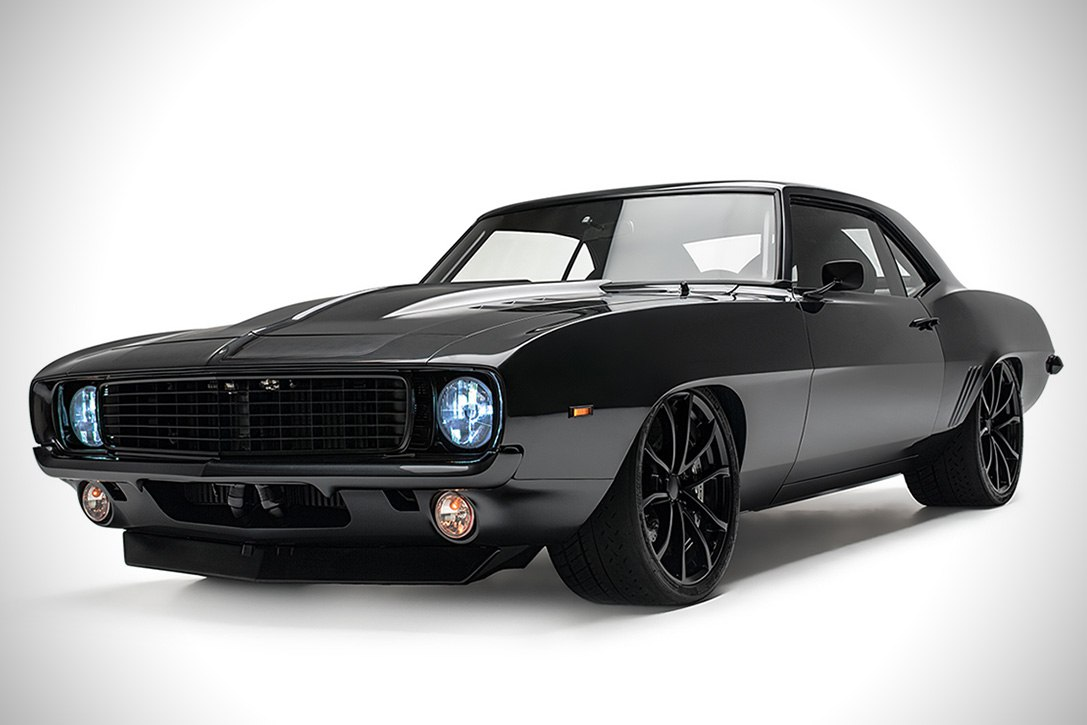 Timeless Kustoms 1969 Camaro