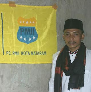 Kordinator HAM & Advokasi PC PMII Kota Mataram:Berbeda Pilihan Boleh, Namun Jangan Sampai Saling Sikat Mengatasnamakan Organisasi