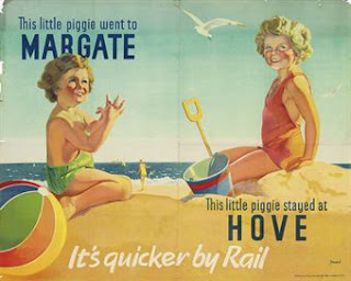 Margate and Hove