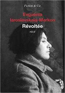 Révoltée de Evguenia Laroslavskaia-markon PDF