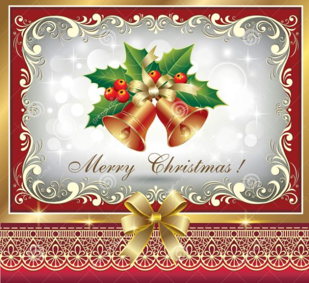 Merry Christmas Greeting Cards for Friends And Family