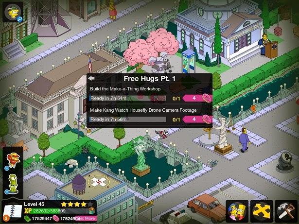 Les Simpson Springfield Hack