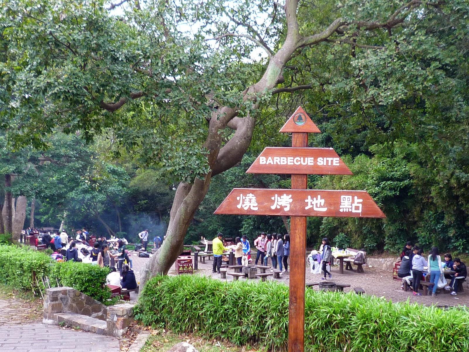 Mrsakwok's Blog: 清水灣郊野公園 + 樹木研習徑