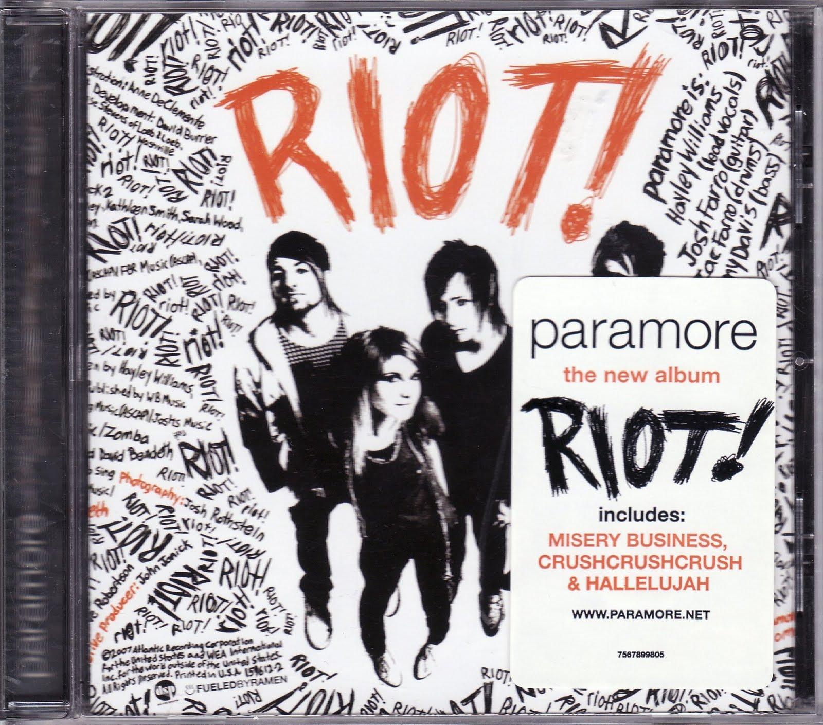 cd do paramore 2011