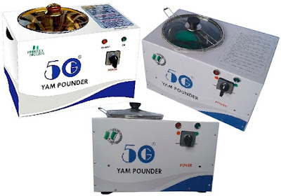 50G Yam Pounders: Food Mixer Blenders - Electric Pounding Machines