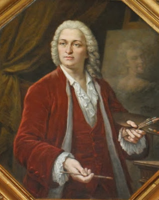 Self Portrait by Jean-Baptiste van Loo