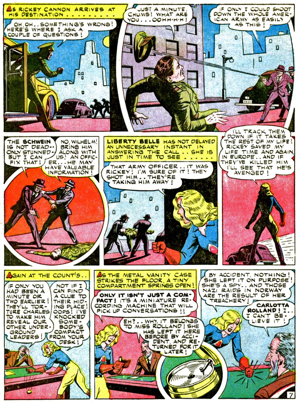 Boy Commandos issue 2 - Page 53