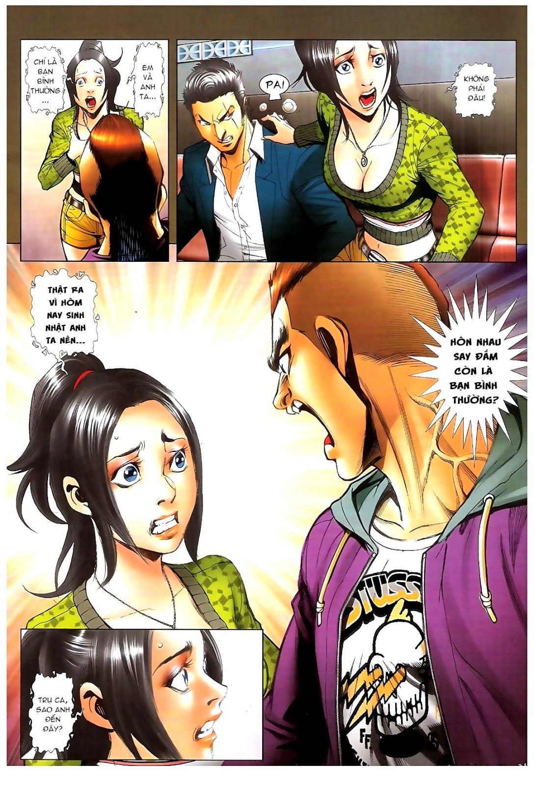 Người Trong Giang Hồ - Chapter 1379: Oan gia gặp nhau - Pic 20