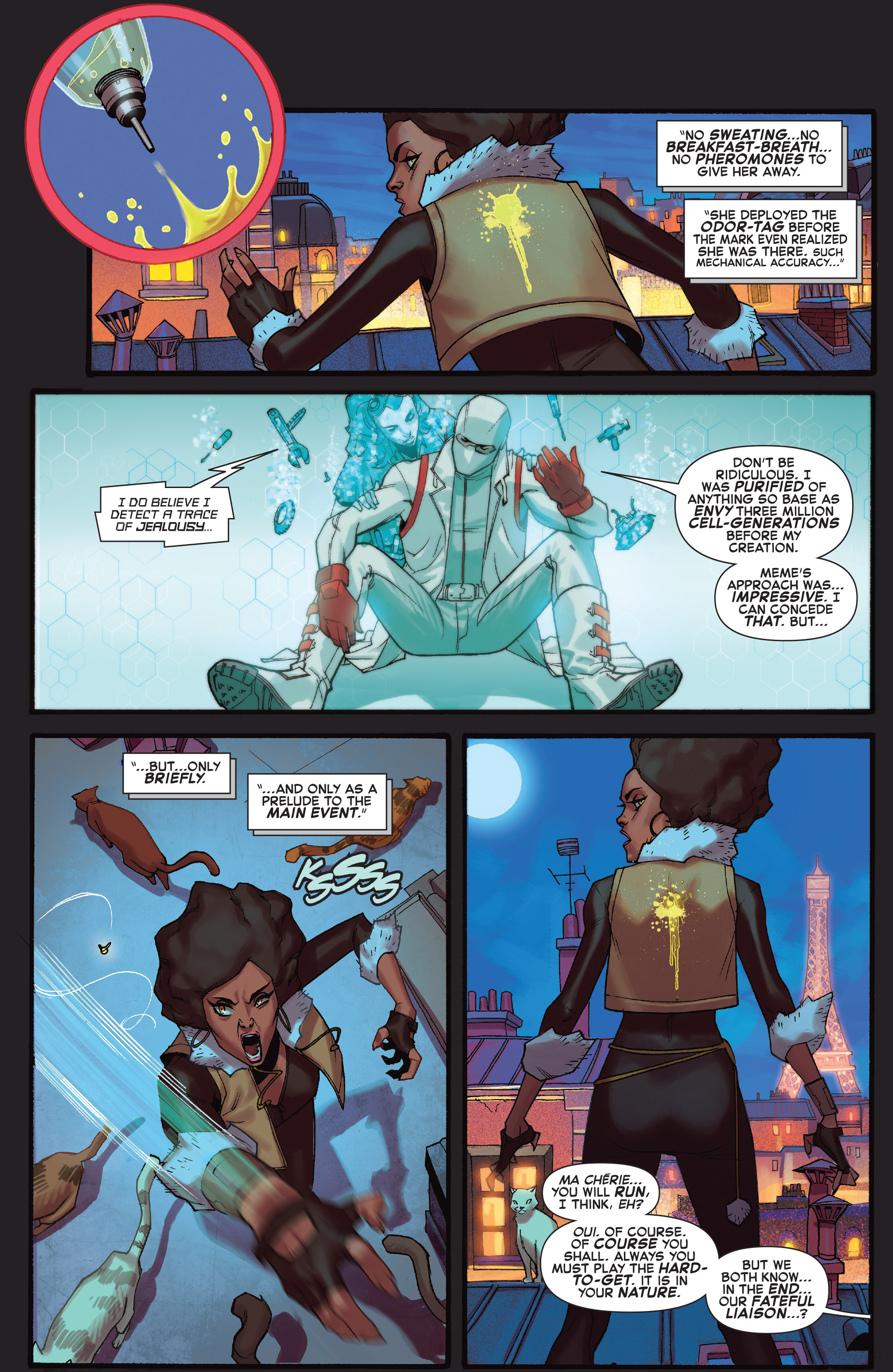 Read online X-Force (2014) comic -  Issue #4 - 5