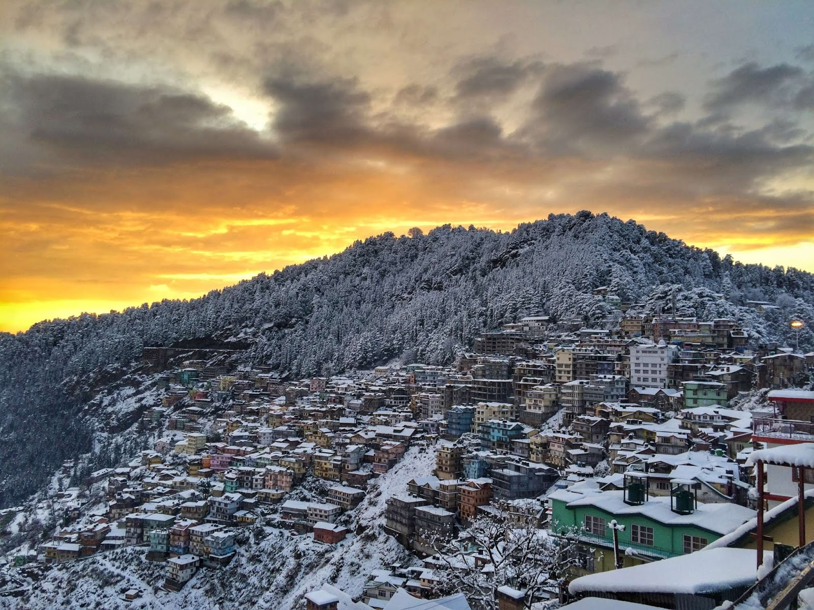 things to do in Manali for honeymoon