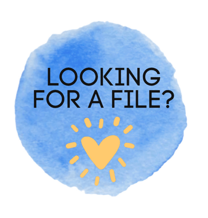 Looking for a File?