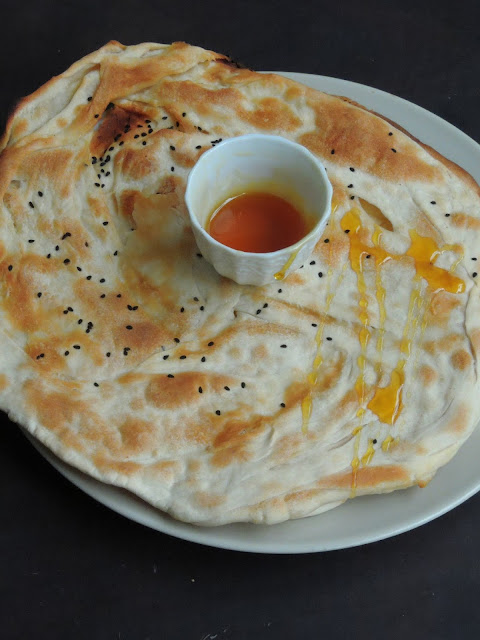 Yemenite Flatbread, Malawah