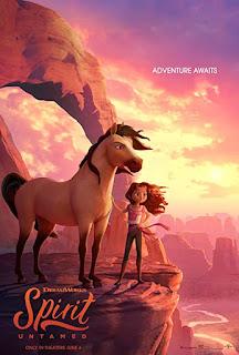 Spirit: Chú ngựa bất kham