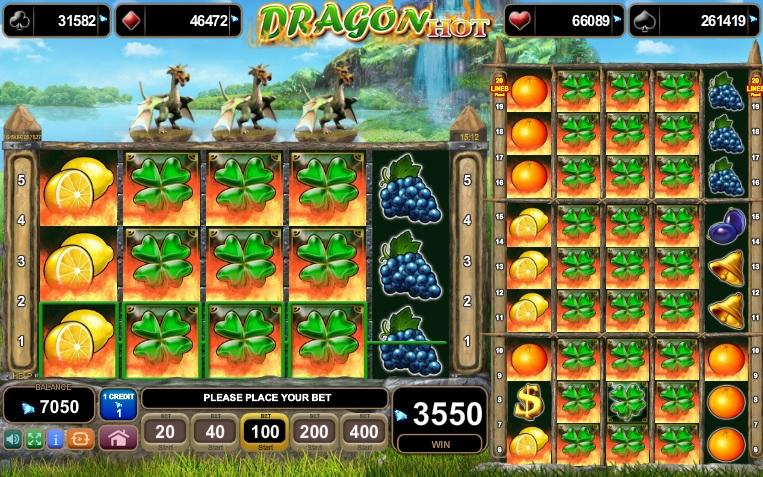 Jucati acum Dragon Hot Online