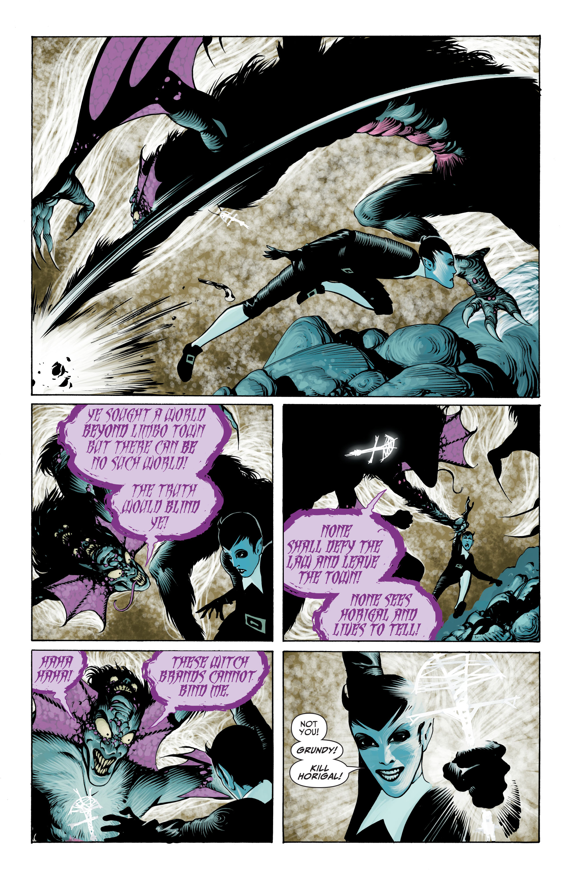 Read online Seven Soldiers: Klarion the Witch Boy comic -  Issue #2 - 3