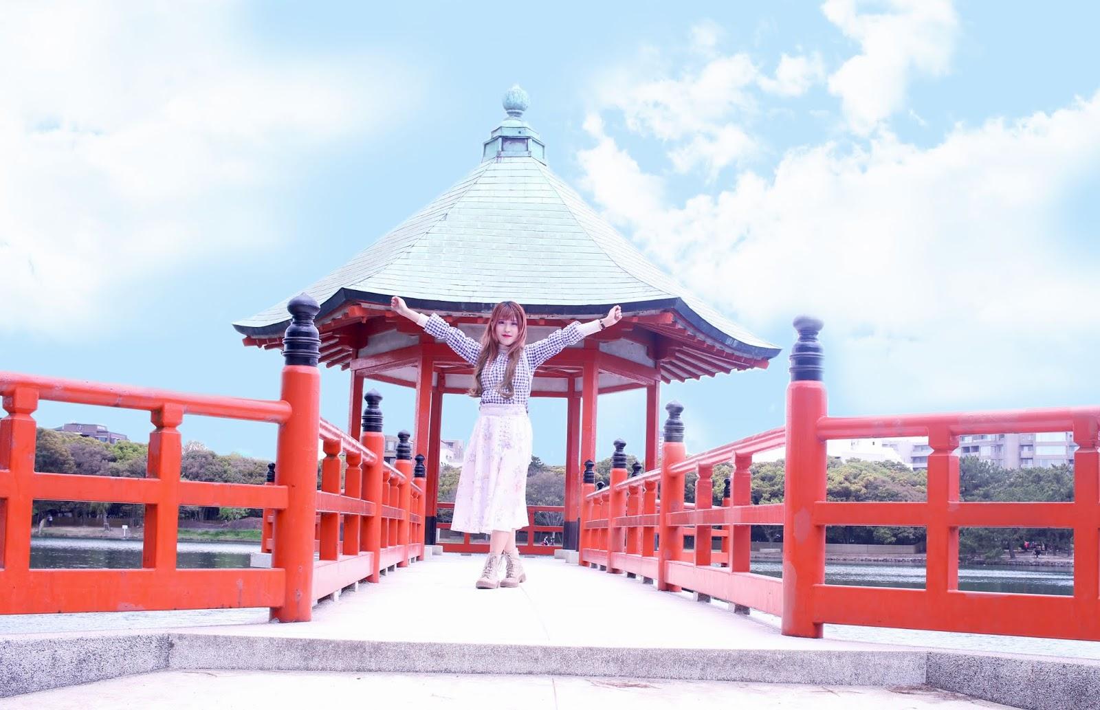 ohori park fukuoka travel