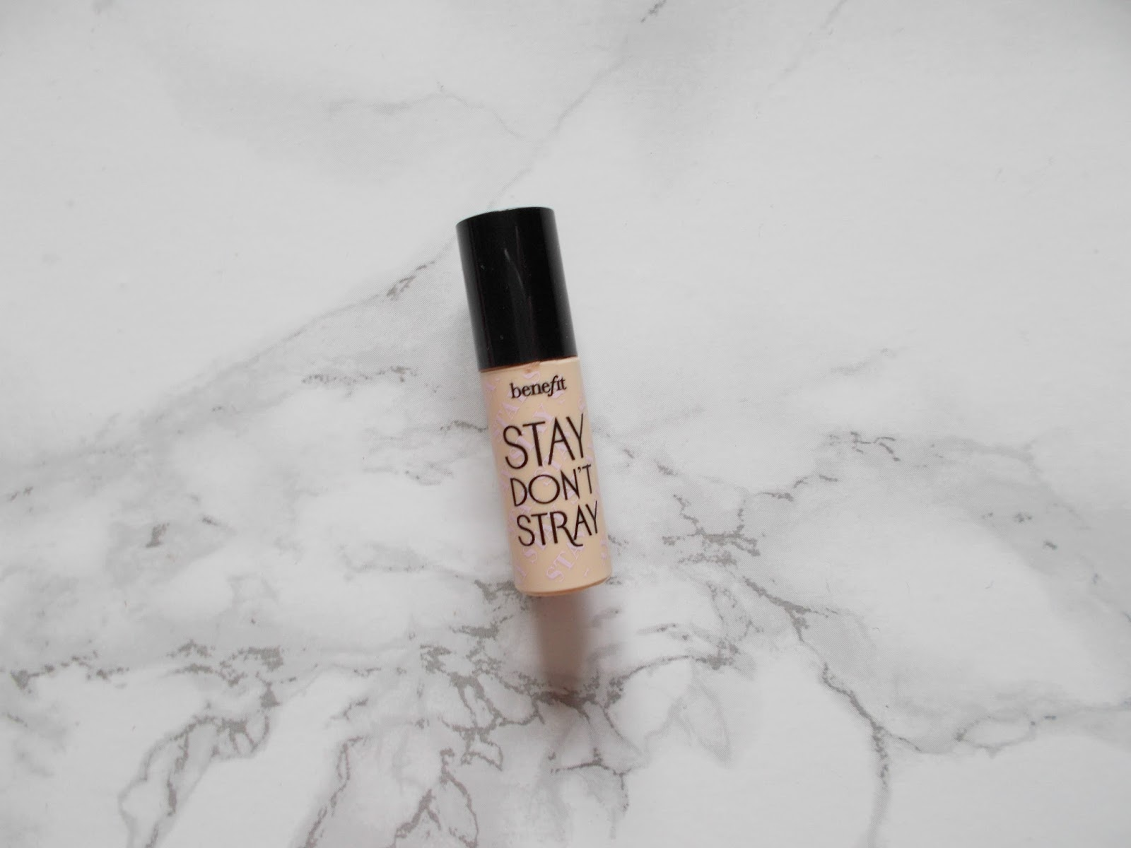 product empties makeup benefit stay dont stray