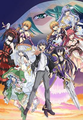 Date a Live 3 Anime 720p Sub Español