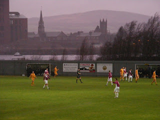 The Accidental Groundhopper: Ground 200: Strathclyde Homes ...