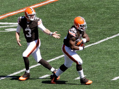Richardon Trade Is All About Weeden