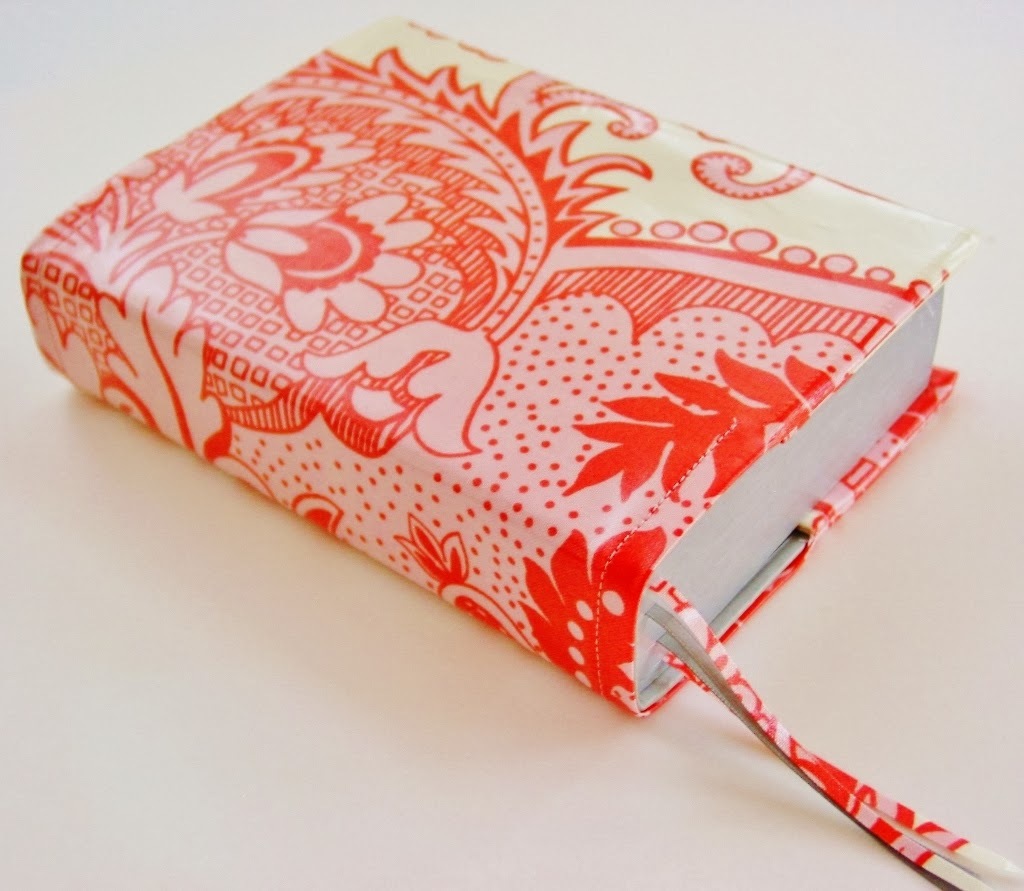 Book Cover Material Yoga : Niesz vintage home and fabric cotton laminate bible