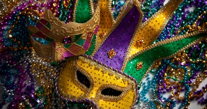 Mystery Fanfare Mardi Gras Crime Fiction