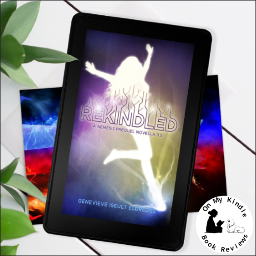 On My Kindle BR's review of REKINDLED by Genevieve Iseult Eldredge