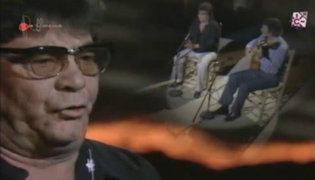 """GASPAR DE UTRERA, JOSÉ LUIS POSTIGO """"NUESTRO FLAMENCO"""" 1989 CANAL SUR TV"""
