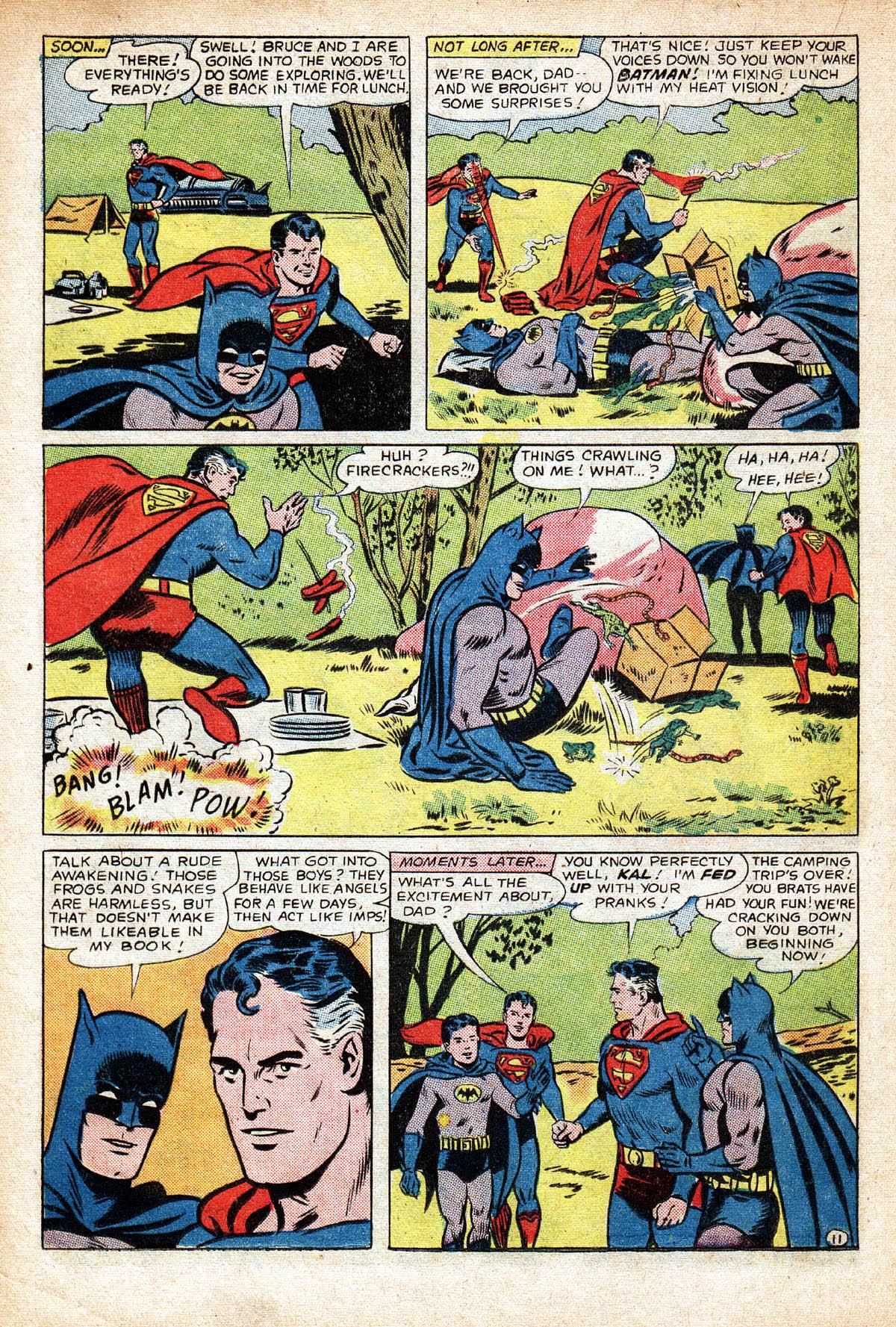Read online World's Finest Comics comic -  Issue #157 - 16