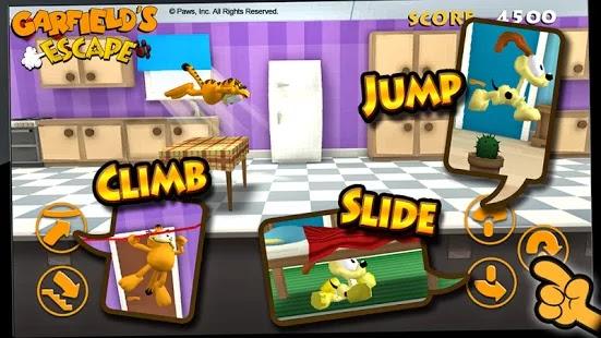 Garfield's Escape Premium 1.0.5 2
