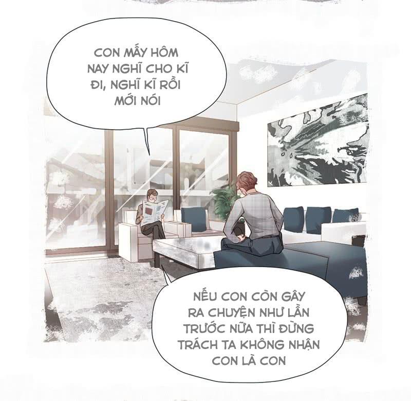 Khi Trá Luyến Nhân chap 13 - Trang 23