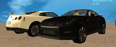 Nissan Gtr Sport