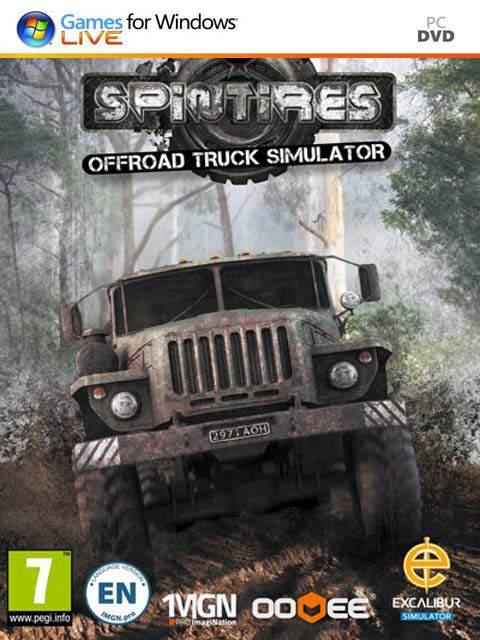 تحميل لعبة Spintires مضغوطة برابط واحد مباشر + تورنت كاملة مجانا